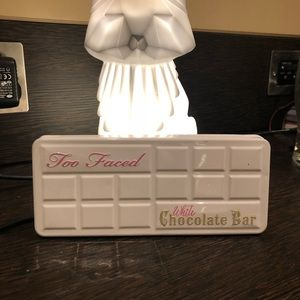 Too faced authentic shire chocolate bar palette